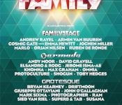 Electronic Family 2014 Lineup Revealed! Armin van Buuren, Andrew Rayel & More!