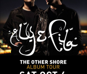 "Aly & Fila ""The Other Shore"" Album Tour"