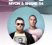 Myon & Shane54 Australian Tour