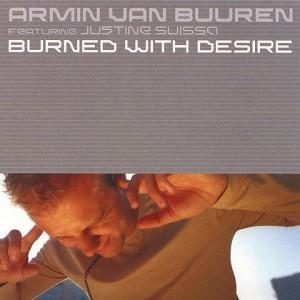 Armin van Buuren - Burned with Desire Cover