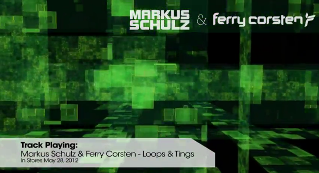 loops and tings Markus Schulz & Ferry Corsten   Loops & Tings